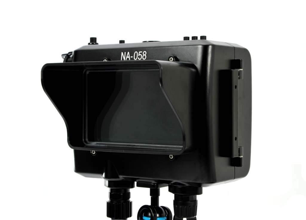 Бленда для монитора для бокса NA-058