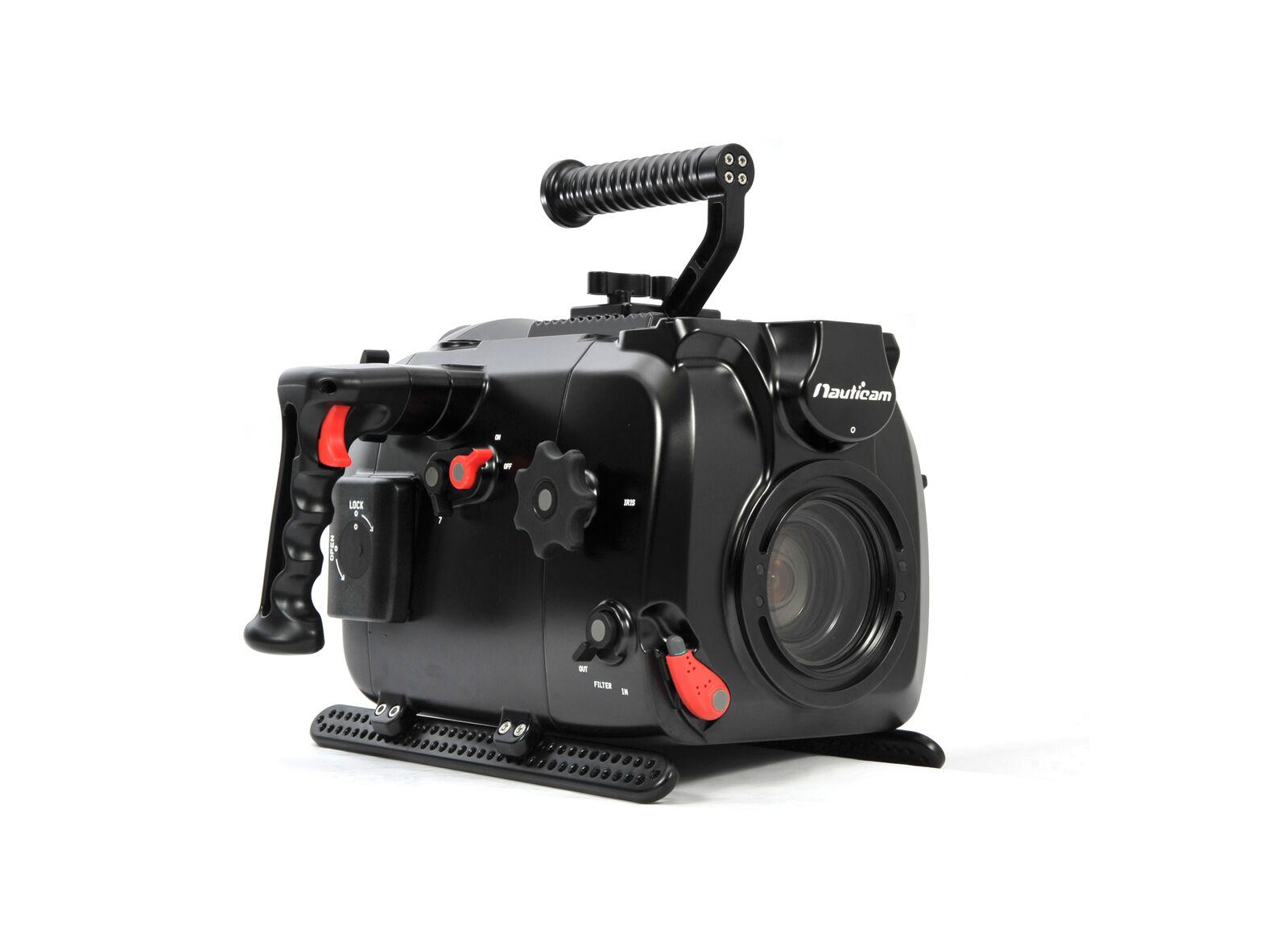 Подводный бокс для камер: Sony PXW-Z100 и FDR-AX1
