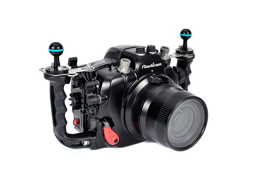 Подводный бокс для Canon 6D