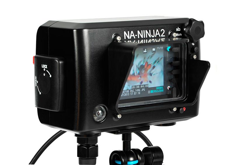 Подводный бокс для монитора Atomos Ninja-2