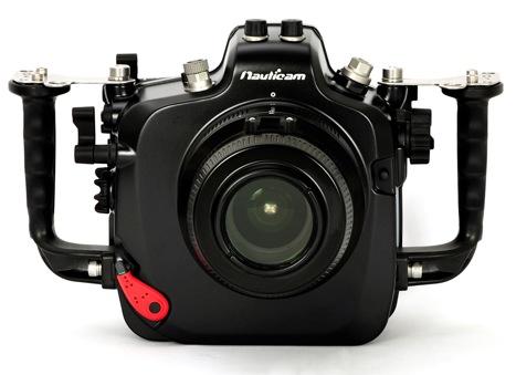 Подводный бокс для Canon 1DX, 1DC