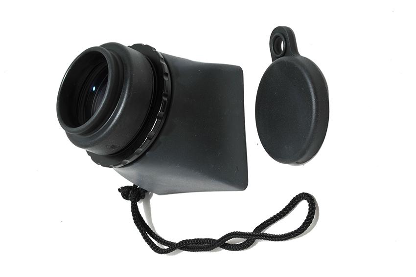 Лупа экранная с оптической регулировкой для компактных боксов Nauticam