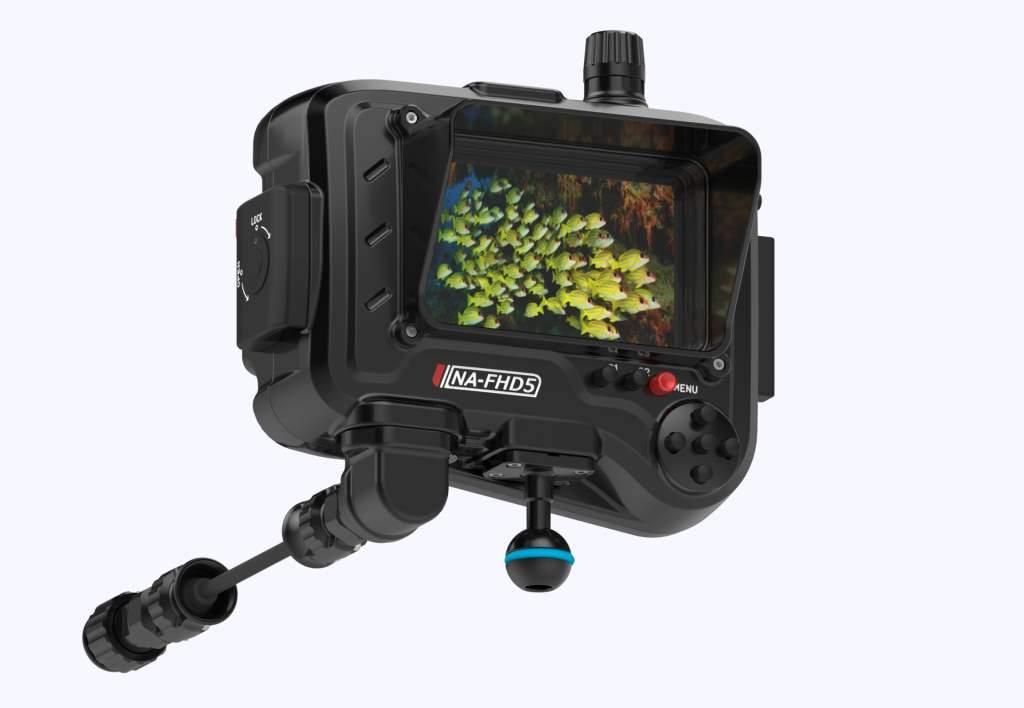 Подводный бокс для монитора Sony CLM-FHD5