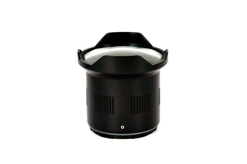 Сферический 4'' порт для Sony E 18-55mm, Olympus 9-18mm