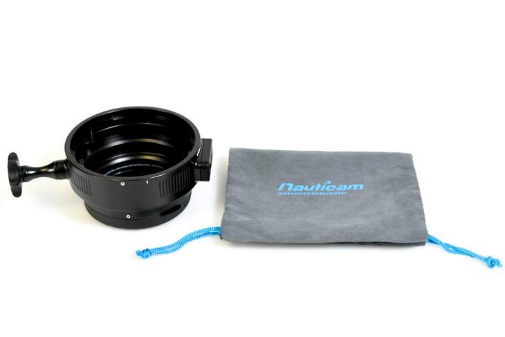 Адаптер-удлинитель 55мм для байонетов N100-N120 для боксов беззеркальных камер