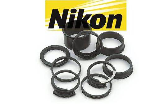 4FN351 Фокусировочное кольцо для Nikkor AF DX 10.5 / 2. 8 G ED