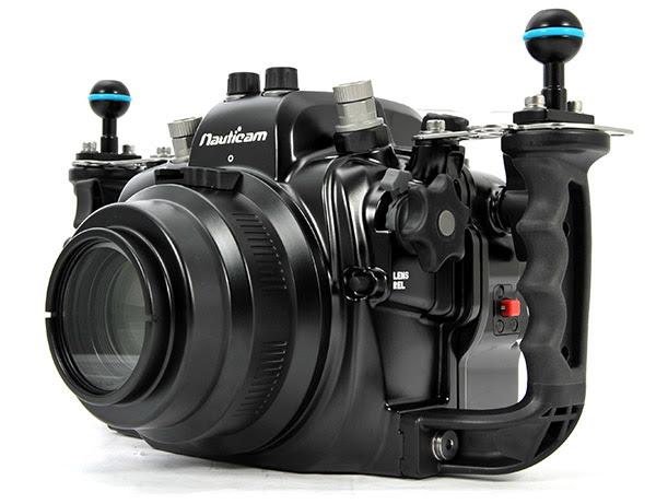 Подводный бокс для Canon 5DS/5DSR/5DMKIII