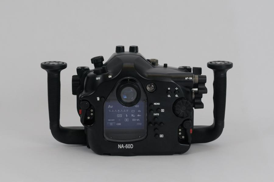 Подводный бокс для canon 60d