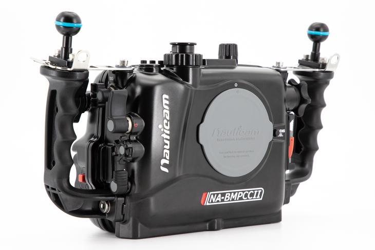 Подводный бокс для камеры BMPCCII