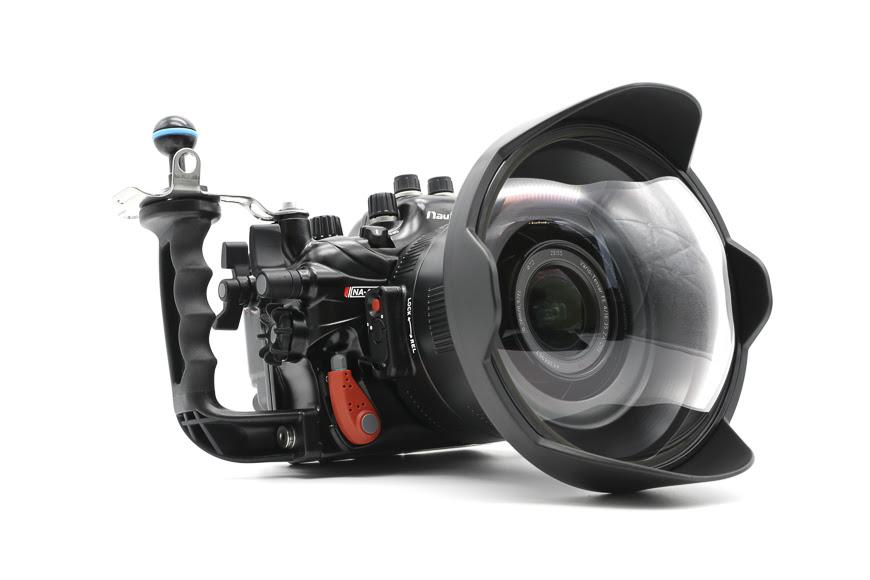 Подводный бокс для Sony Alpha 7III