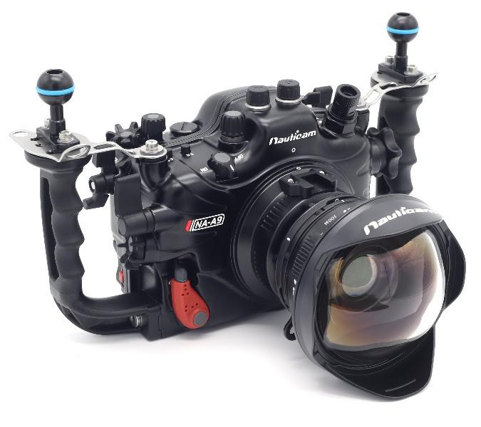 Подводный бокс для Sony A9