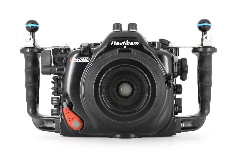 Подводный бокс для Nikon D850
