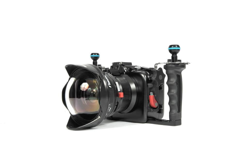 Подводный бокс для Sony A6500
