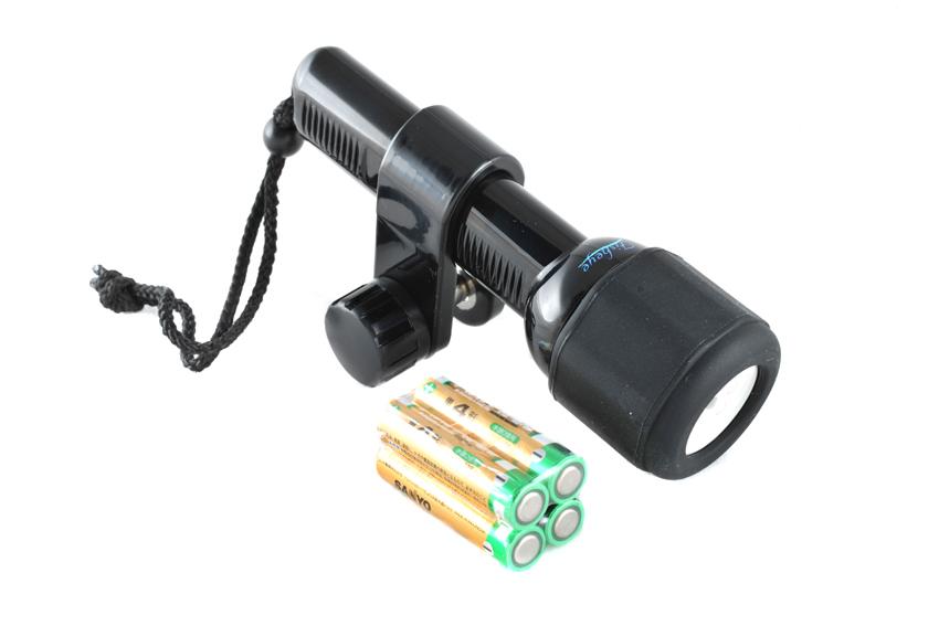 Фокусировочный фонарь с автоотключением Fisheye FIX Mini LED Focusing light