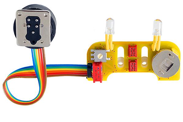 Оптический ТТЛ-Конвертер для боксов Nauticam (для Canon)