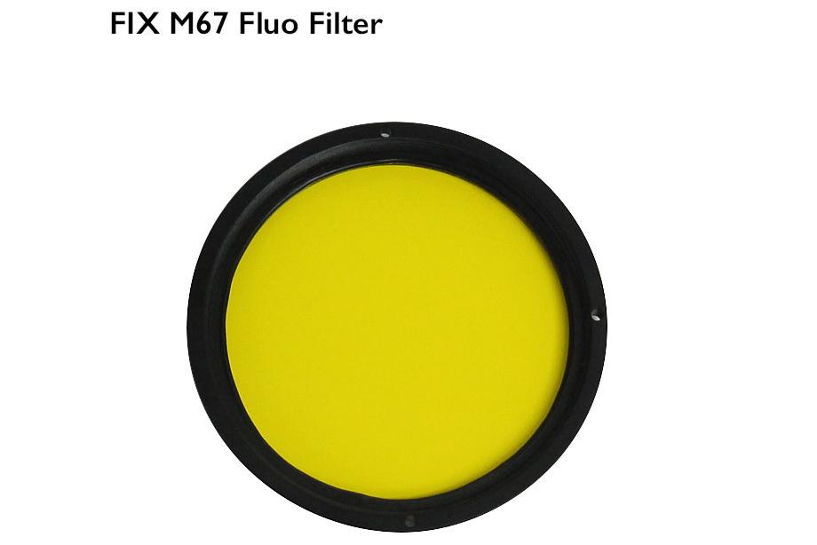 М67 флуоресцентный фильтр