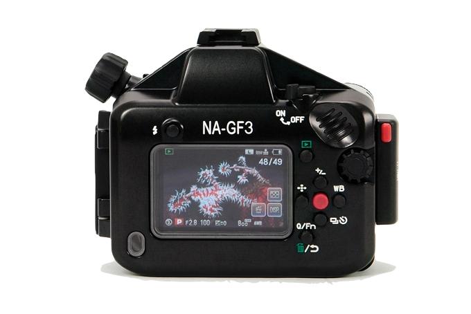 Подводный бокс для Panasonic GF3