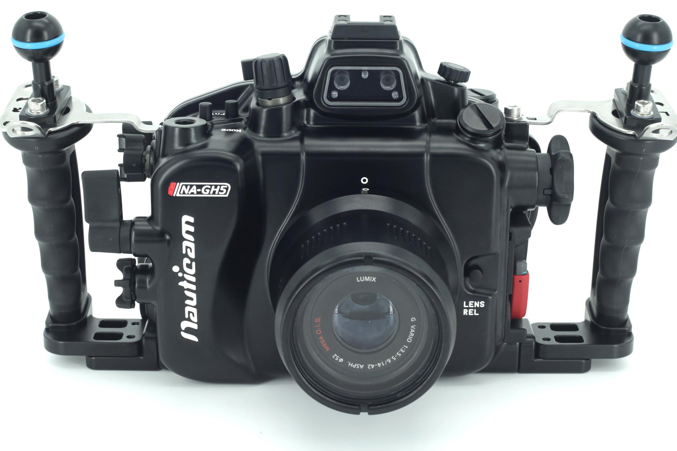 Подводный бокс для Panasonic GH5