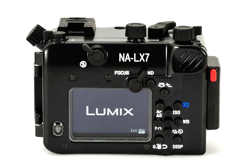 Подводный бокс для Panasonic LX7