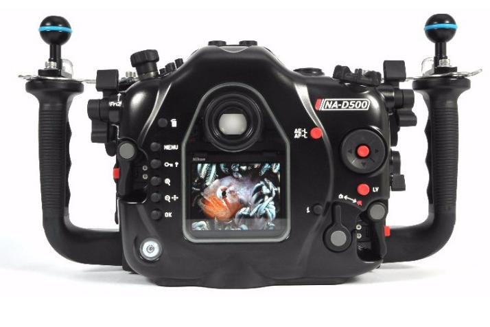 Подводный бокс для Nikon D500