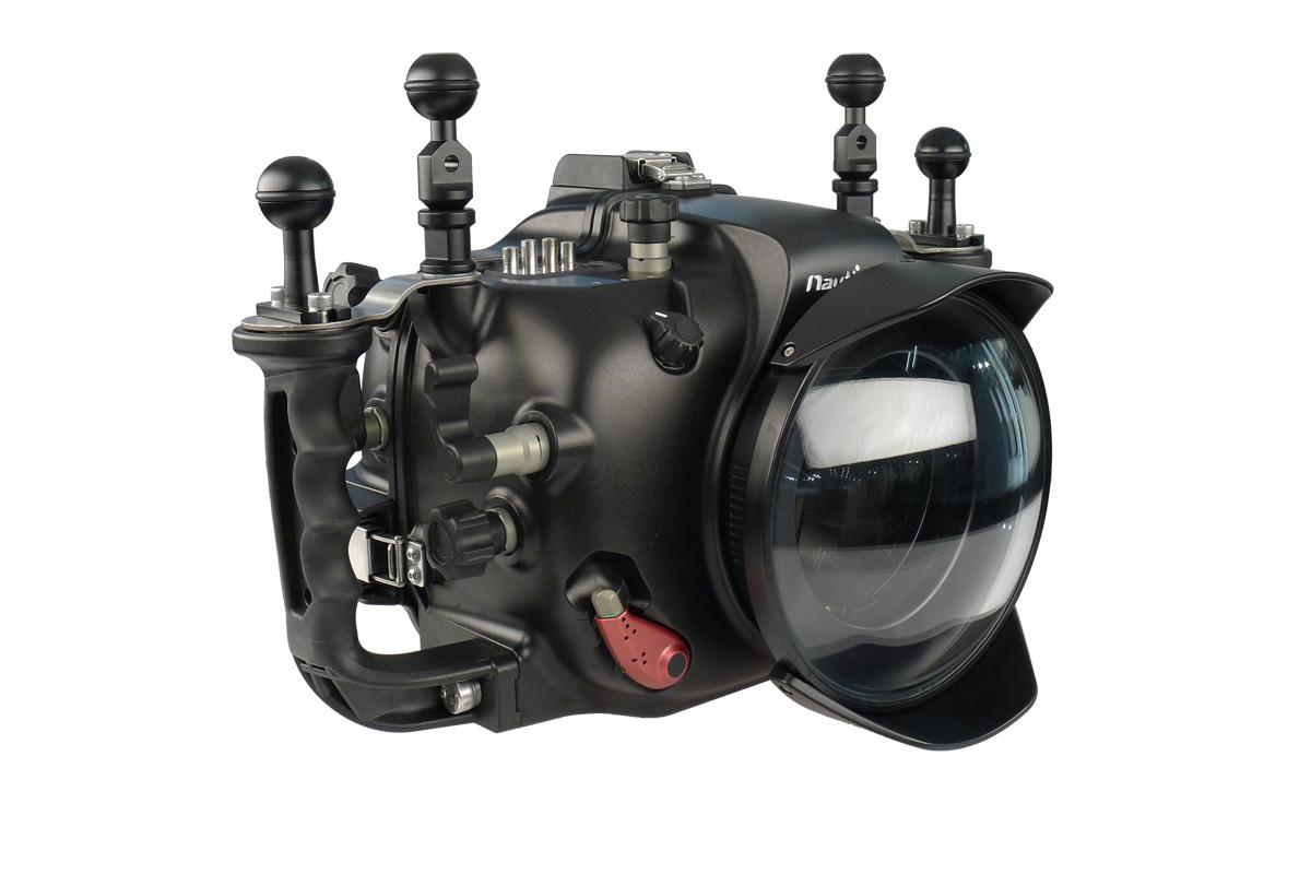 Подводный бокс для PhaseOne 645 DF с цифрозадниками серии P+