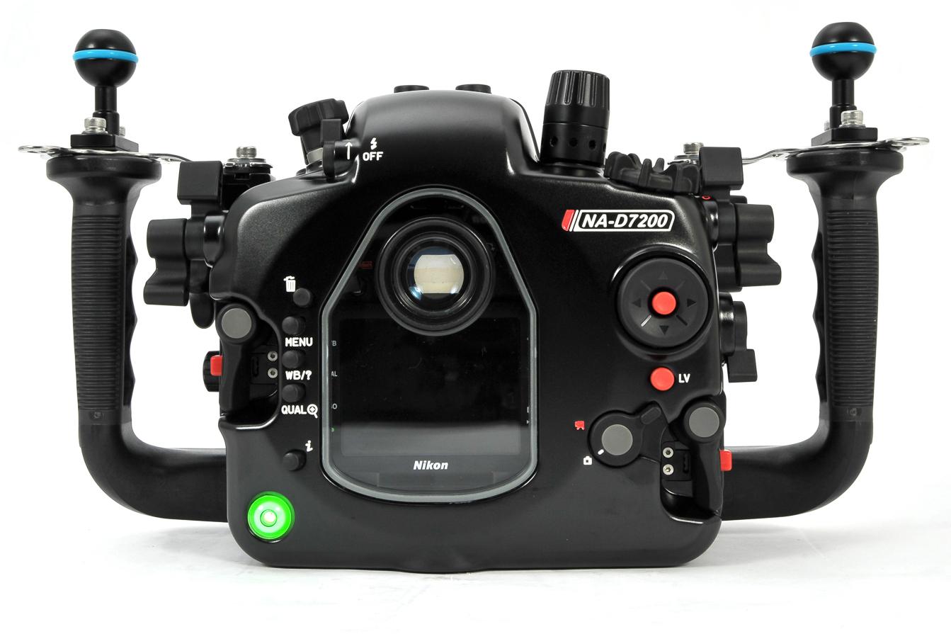 Подводный бокс для Nikon D7200