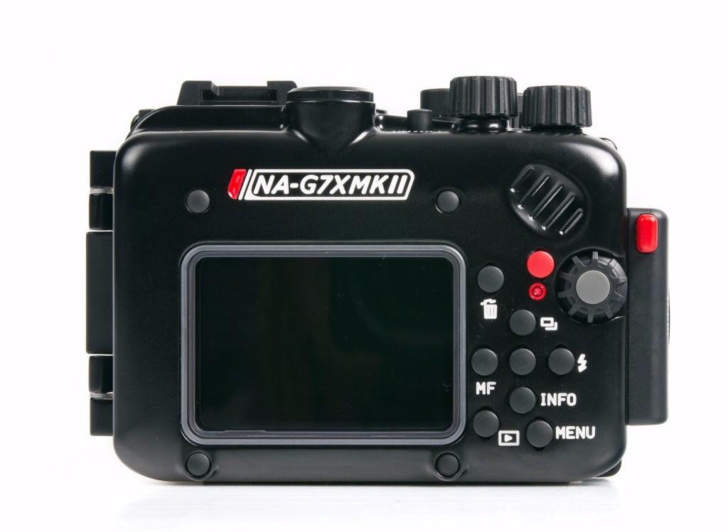 Подводный бокс для Canon G7xMKII