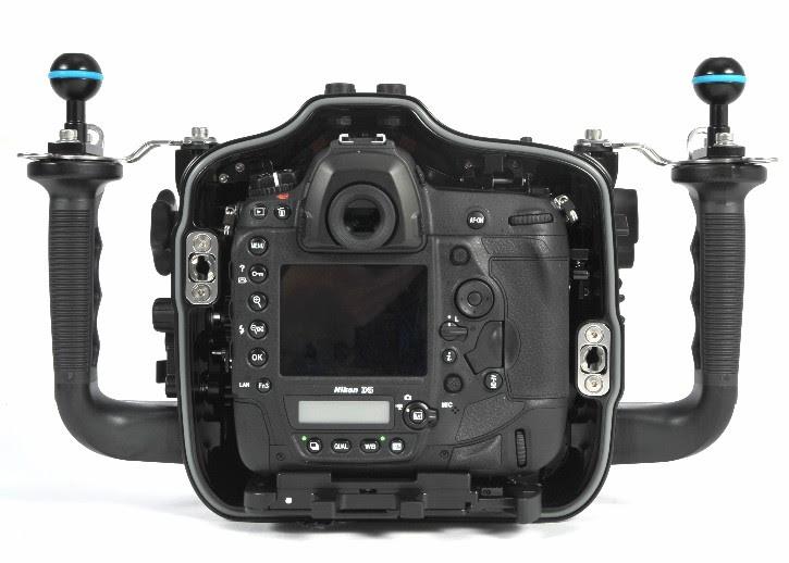 Подводный бокс для Nikon D5