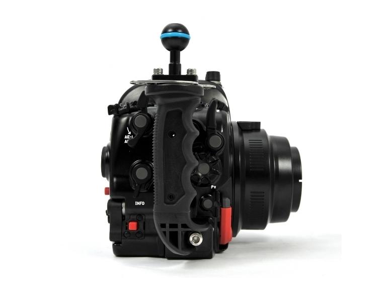 Подводный бокс для камеры Nikon D75