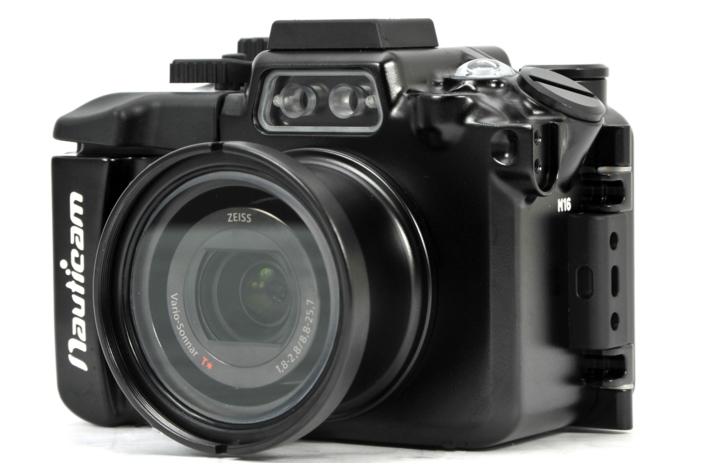 Подводный бокс для Sony RX100 IV