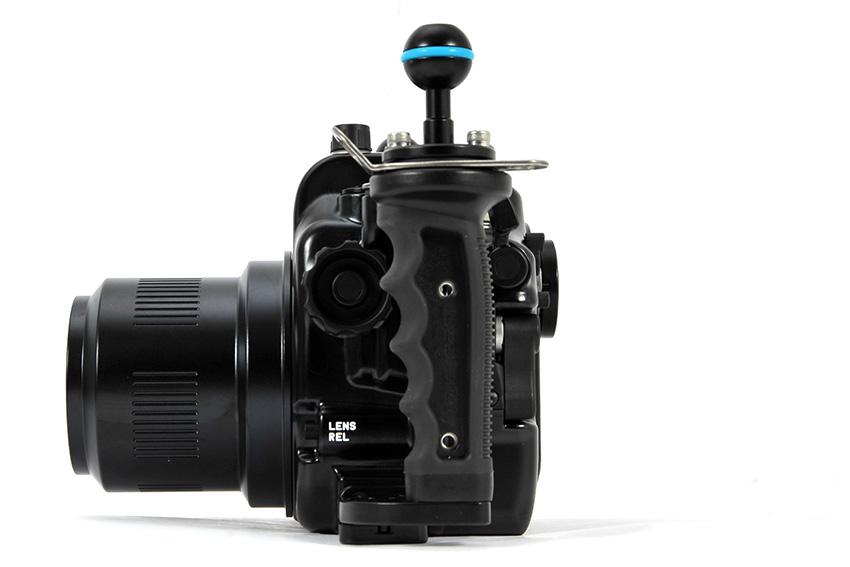 Подводный бокс для Sony Alpha 7/7R/7S