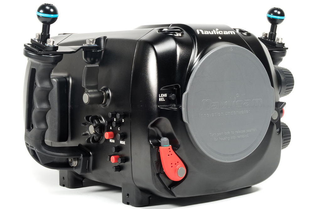 Подводный бокс Epic LT для RED Epic Dragon, RED Epic и RED Scarlet с дисплеем RedTouch 5