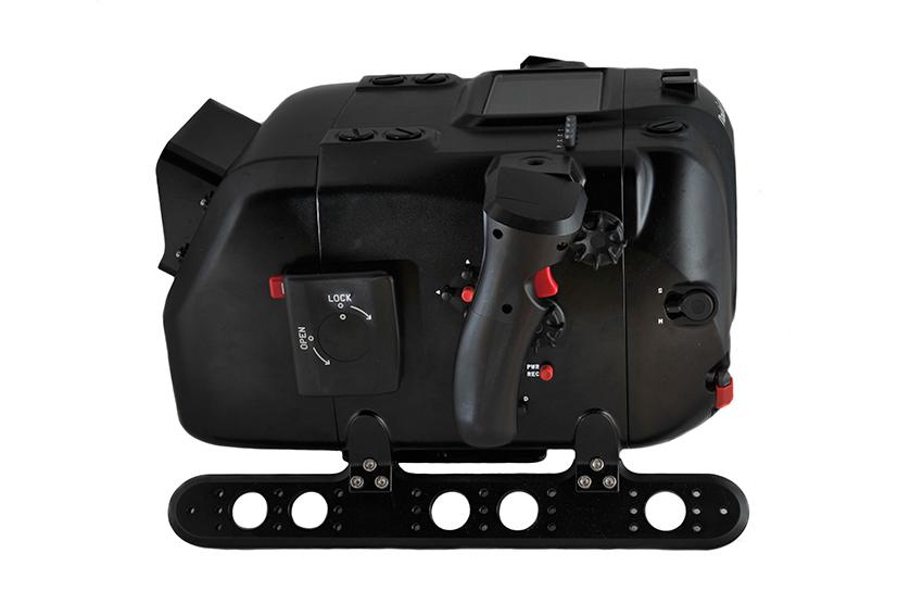 Подводный бокс для RED EPIC/SCARLET-X