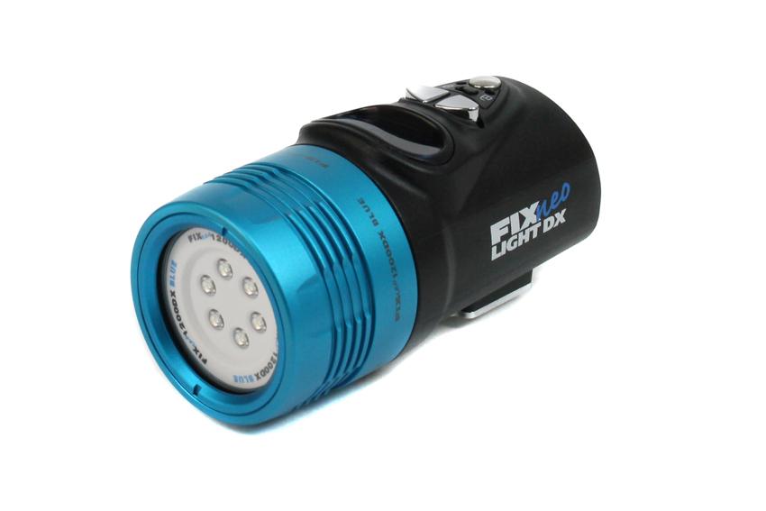 Подводный видеосвет Fisheye NEO DX LIGHT 1200 Blue