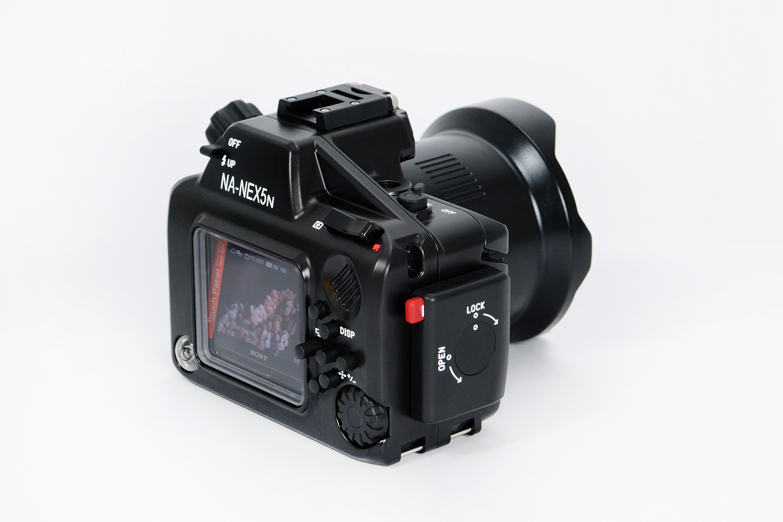 Подводный бокс для Sony NEX-5N