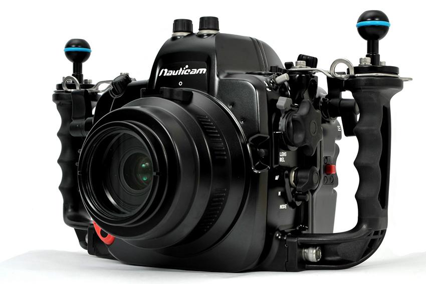 Подводный бокс на Nikon D810