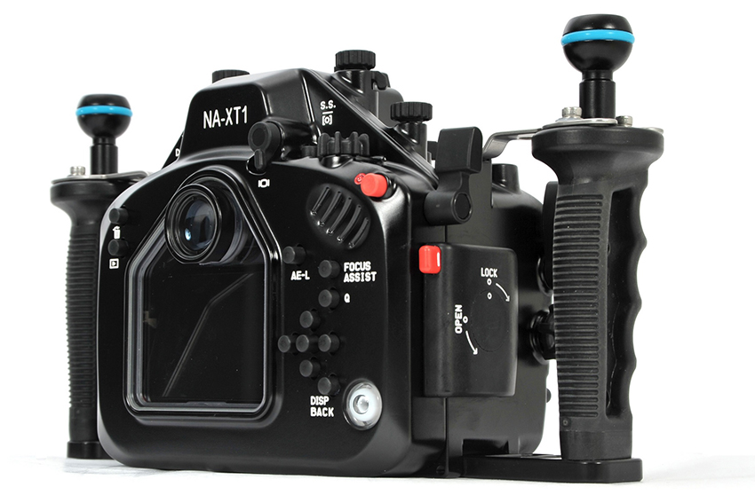 Подводный бокс для Fujifilm X-T1