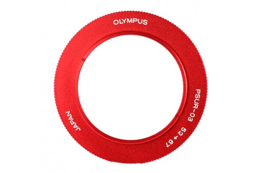 Кольцо адаптера PSUR-03 Step-up ring (52-67 mm)