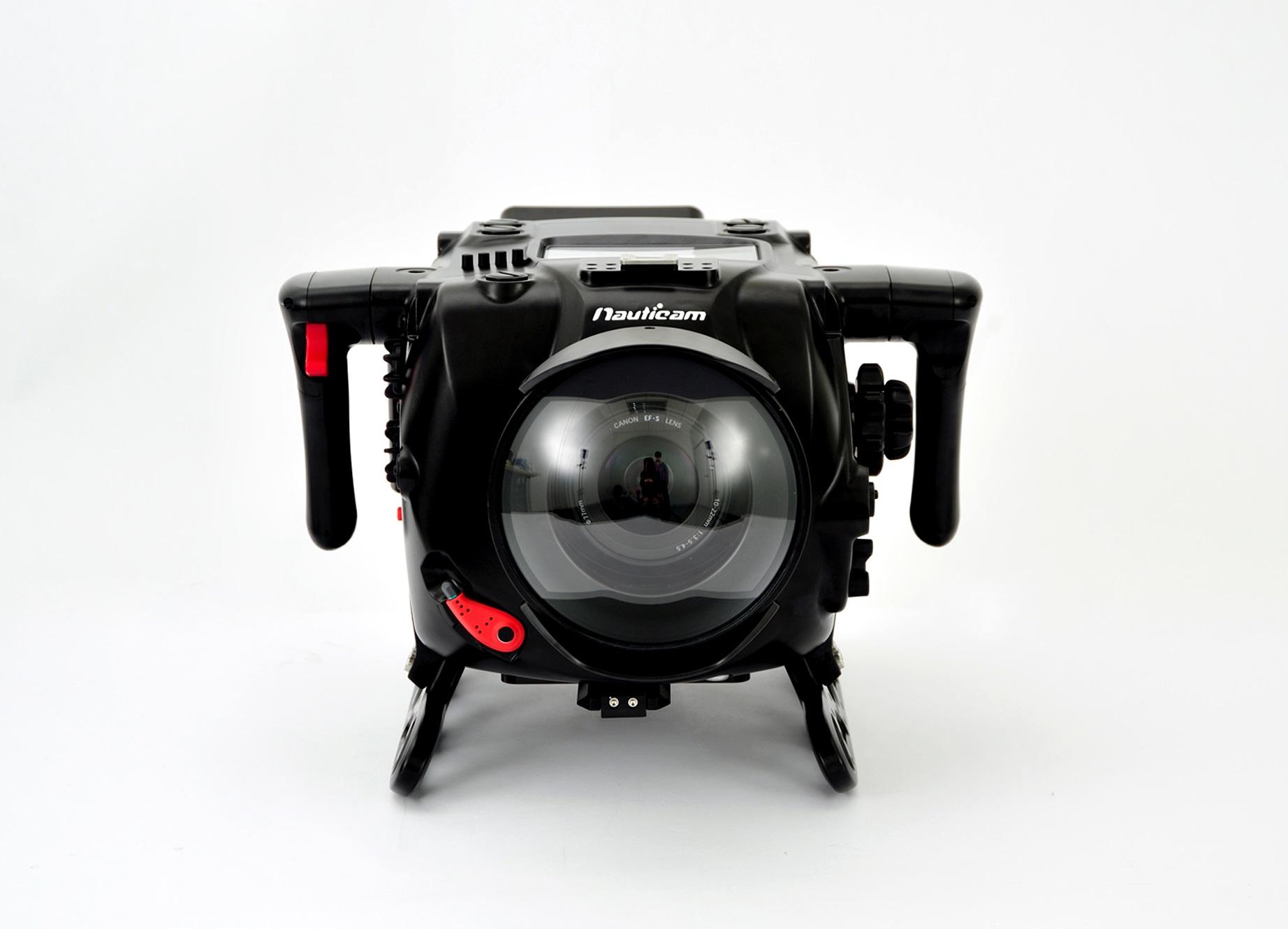 Подводный бокс для RED Epic и RED Scarlet с байонетом N120 (для RED с дисплеем RedTouch 7
