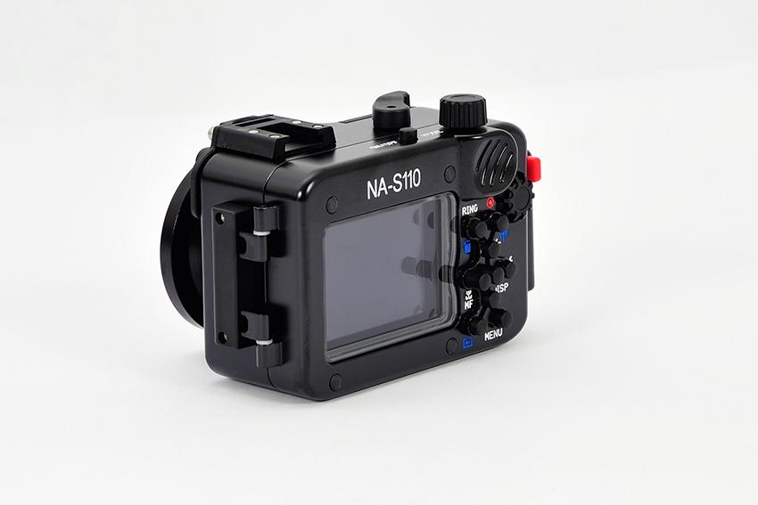 Подводный бокс для Canon PowerShot S110