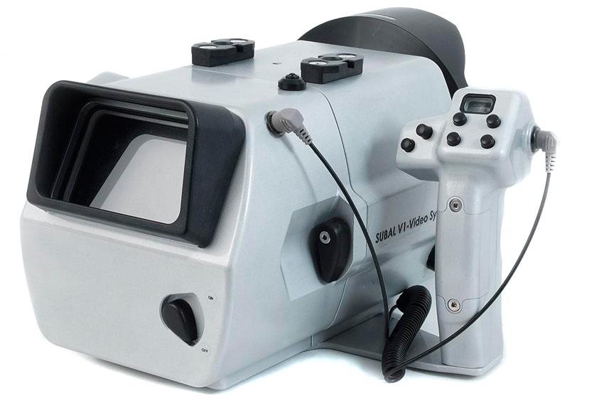 Универсальный подводный бокс SUBAL VS1 для видеокамер